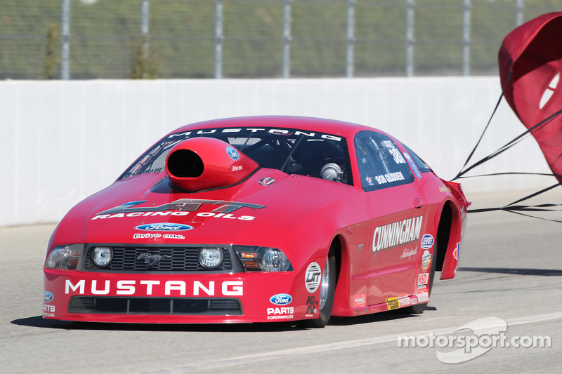 Jerry Haas, LAT Racing Oils Ford Mustang