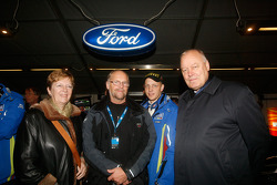 The Finnish Ambassador paid a visit to Ford service