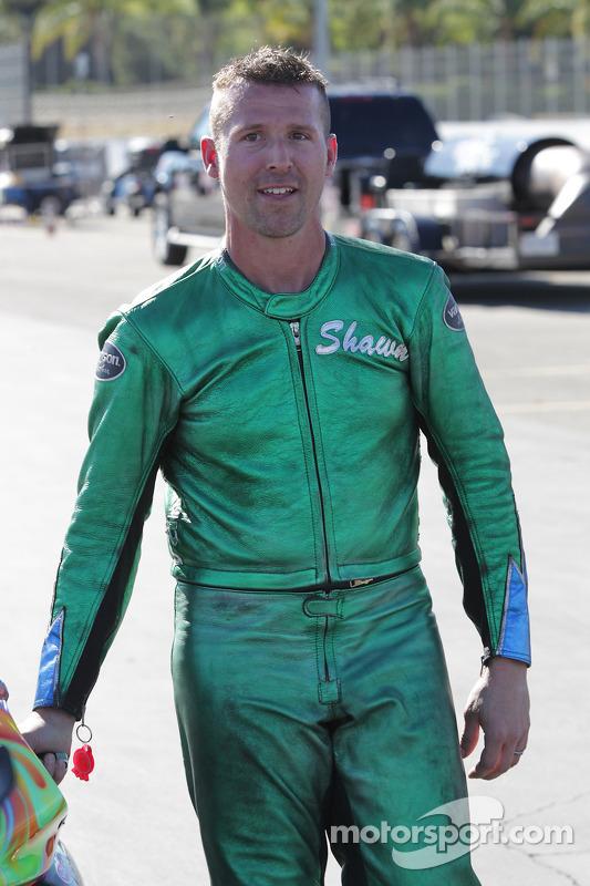 Shawn Gann na nederlaag,  Auto Club NHRA Finals