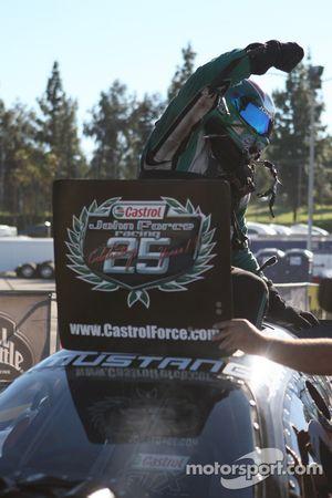 John Force remporte son 15e championnat du monde