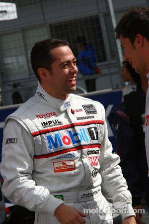 #19 Mobil 1 Team Impul: Joao Paulo de Oliveira