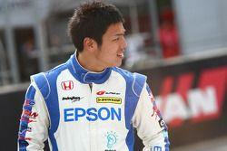 #32 Epson HSV-010: Yuki Nakayama