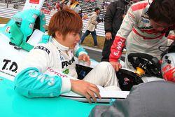 #37 Petronas Team Tom's: Kazuya Oshima