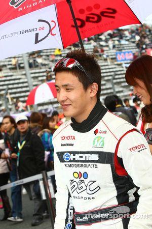 #18 KCMG: Katsuyuki Hiranaka