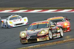 Cinecitta Taisan Porsche : Masayuki Ueda, Shogo Mitsuyama