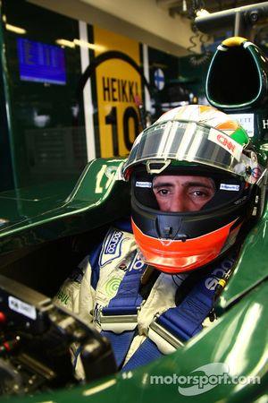 Rodolfo Gonzalez, Lotus F1 Team