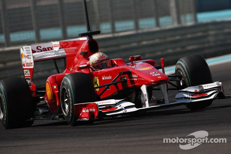De nuevo con Ferrari, cada vez más adaptado