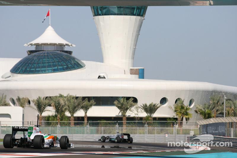 Paul di Resta, piloto de pruebas, Force India F1
