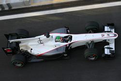 Sergio Pérez, BMW Sauber F1 Team