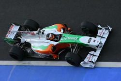 Yelmer Buurman, Force India F1 Team
