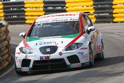 Andre Couto, SR-Sport Seat Leon 2.0 TDI