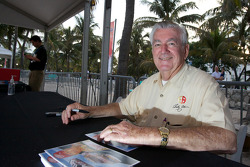NASCAR Championship evenement in South Beach: Bobby Allison