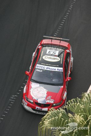 Philip Ma, Jacob & Co Racing Team Honda Accord