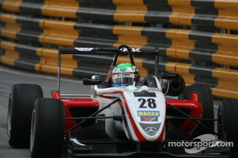 Valtteri Bottas, Macau GP