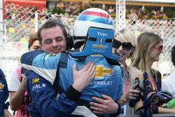 2e in Race 1, Yvan Muller, Chevrolet, Chevrolet Cruze LT