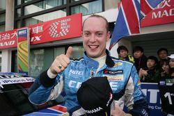 Winnaar Race 1, Robert Huff, Chevrolet, Chevrolet Cruze LT
