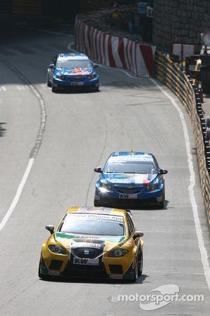 Tiago Monteiro, SR-Sport SEAT León 2.0 TDI