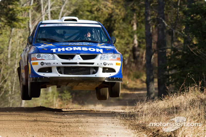 Peter Thomson; Rod Hendricksen