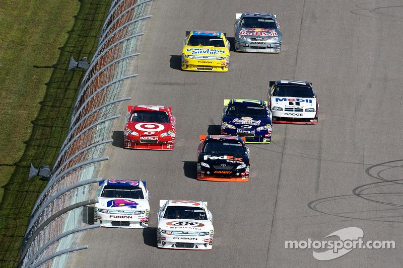 David Gillilen, Front Row Motorsports met Yates Racing Ford en Dave Blaney, Front Row Motorsports me