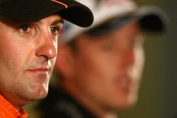 Post race press conference: Jamie Whincup, #1 TeamVodafone