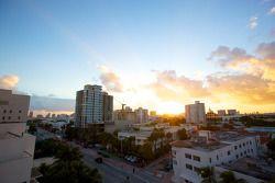 Collins Avenue à South Beach