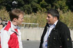 Mattias Ekström, Audi Sport Team Abt Audi A4 DTM with Michael Kleinert Hankook Tyres
