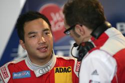 Darryl O'Young, Audi Sport Team Phoenix