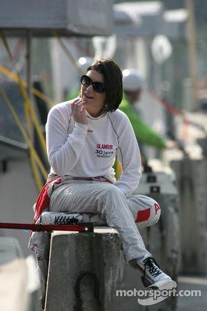 Katherine Legge, Audi Sport Team Rosberg