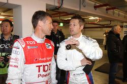 Tom Kristensen en Andy Priaulx
