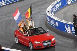 Bertrand Baguette et Jeroen Bleekemolen pour l'équipe du Benelux