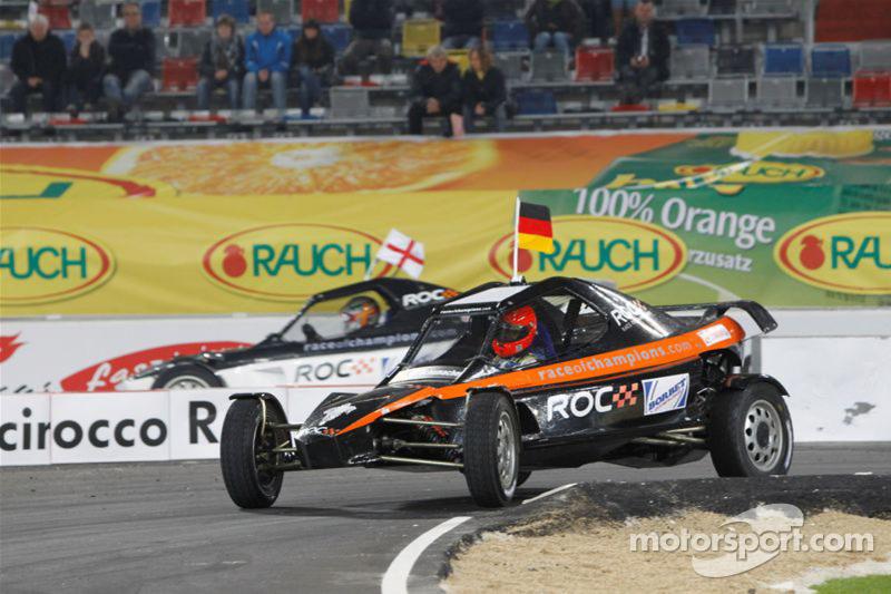Final: Michael Schumacher vs Andy Priaulx