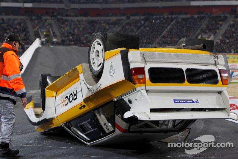 2010: авария Мутон