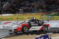 Groupe A, demi-finale : Sébastien Loeb