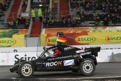 Groupe B, quart de finale : Michael Schumacher