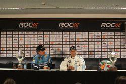 Conférence de presse : Andy Priaulx et Jason Plato, deuxième place de la Nations Cup pour l'équipe de Grande-Bretagne
