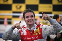 Timo Scheider (Audi Sport Team Abt Audi A4 DTM), troisième