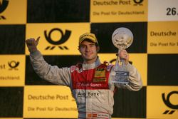 Championship podium: rookie of the year Miguel Molina, Audi Sport Rookie Team Abt