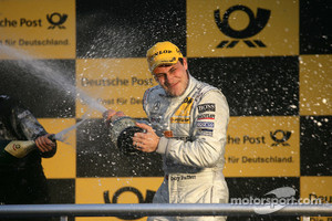 Paffett became second in last year´s DTM championship