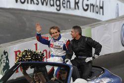 Alain Prost et Mick Doohan