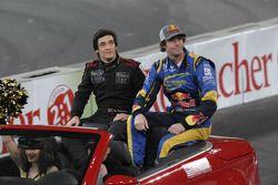 Alvaro Parente et Travis Pastrana