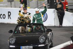 Bertrand Baguette et Heikki Kovalainen