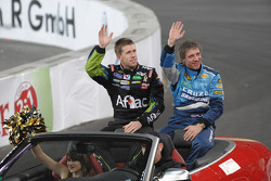 Carl Edward et Jason Plato