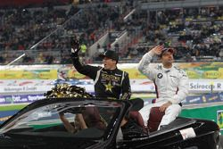 Tanner Foust et Andy Priaulx