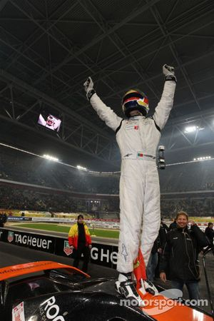 Filipe Albuquerque, vainqueur de la Race of Champions