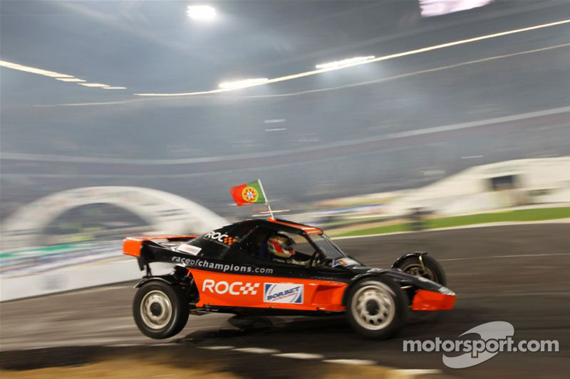Race of Champions 2010 : Filipe Albuquerque