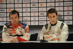 Conférence de presse : Filipe Albuquerque, vainqueur de la Course des Champions, et Sébastien Loeb, deuxième