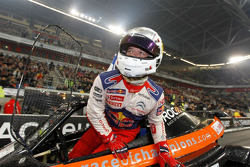 Segundo lugar Sébastien Loeb