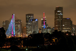 Ambiance nocturne à Sao Paulo
