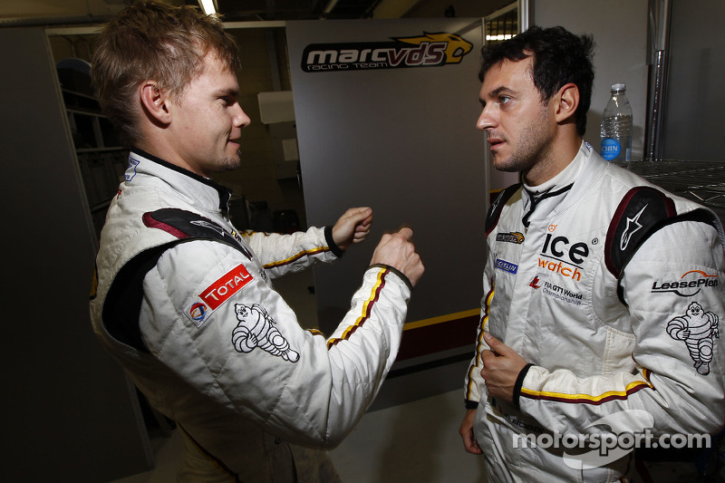 Matteo Bobbi en Markus Palttala