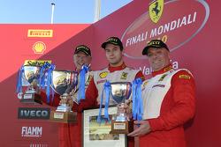 Ferrari Challenge Europa Coppa Shell, race 1
